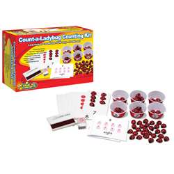 Count A Ladybug Counting Kit, PC-2472