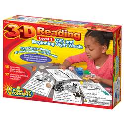 3D Reading Level 1, PC-5201