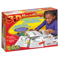 3D Reading Level 2, PC-5202