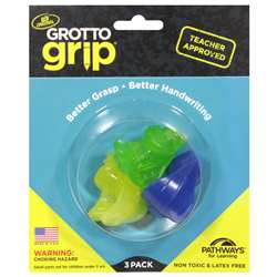 Grotto Grips 3 Blister Pack, PFLGG03BP