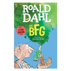 The Bfg Book, PG-9780142410387