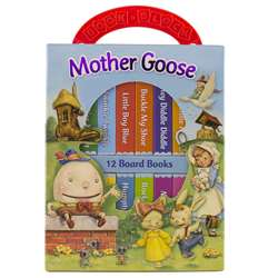 My First Library: Mother Goose, PHN9780785373957