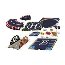 Tuzzles Super Roadway Expansion Set, PPAFL066