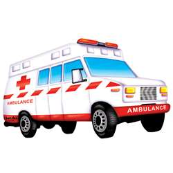 Ambulance Floor Puzzle, PPATP006