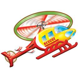 Rescue Helicopter Floor Puzzle, PPATP016