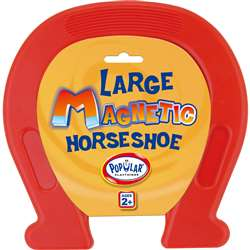 "Large 8"" Horseshoe Magnet, PPY421"