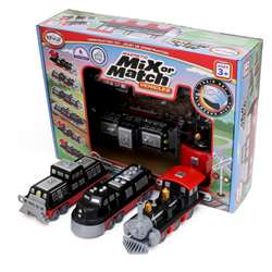 Magnetc Mix Or Match Vehicles Train, PPY60320