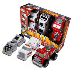 Build A Truck Rescue, PPY60402