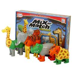 Magnetic Mix Or Match Animals, PPY62000