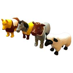 Magnetic Mix Or Match Farm Animals, PPY62001