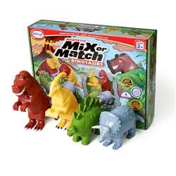 Magnetic Mix Or Match Dinosaurs, PPY62010