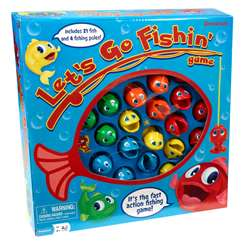 Lets Go Fishin By Pressman Toys