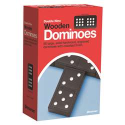 Double Nine Dominoes By Pressman Toys
