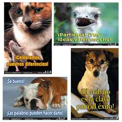 Spanish Fun Photo Posters Set 10, PSZBB10