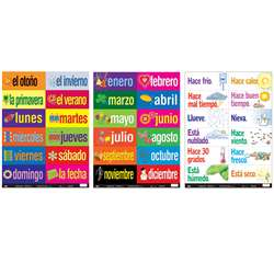 Multi-Purpose Card Set Spanish, PSZP235