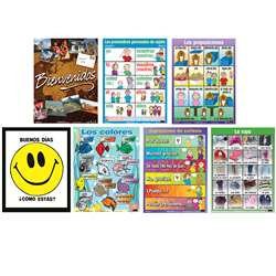 Essential Clss Posters St 2 Spanish, PSZPS38