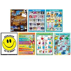 Essential Clss Posters Set 2 French, PSZPS57