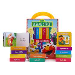 Sesame Street Refresh My First Library, PUB7224114