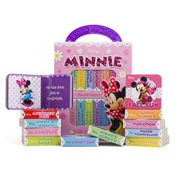My First Library Minnie Mouse 12Bk, PUB7638200