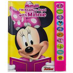 Im Ready To Read Minnie Mouse, PUB7657900
