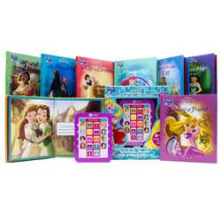 8 Book Disney Princess Dream Big Me Reader, PUB7768000