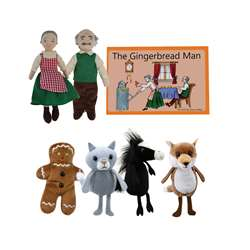 Traditional Story Sets The Gingerbread Man, PUC007907