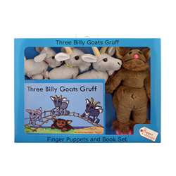 Traditional Story Sets Three Billy Goats Gruff, PUC007908