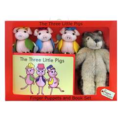 Traditional Story Sets The Three Little Pigs, PUC007909