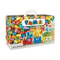Playmais Fun To Learn Numbers, PYU160170
