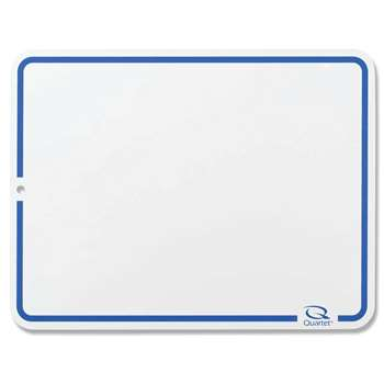 Quartet Lap Boards Dry Erase Blank 9X12 By Acco International