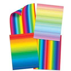 Double-Sided Rainbow Paper, R-15421