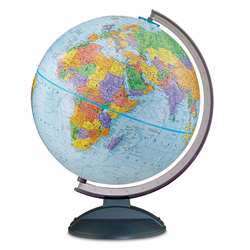The Traveler Globe Blue Finish By Replogle Globes