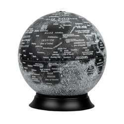 National Geo Illuminated Moon Globe, RE-83522