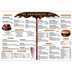 Menu Math Hamburger Hut Extra Menus 6 By Remedia Publications