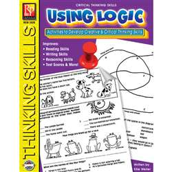 Critical Thinking Skills Using Logic By Remedia Publications