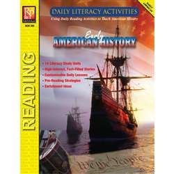Daily Lit Early American History, REM390