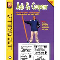 Ads & Coupons By Remedia Publications