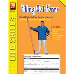 Filling Out Forms By Remedia Publications