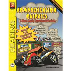 Comprehension Quickes Reading Level 1 By Remedia Publications