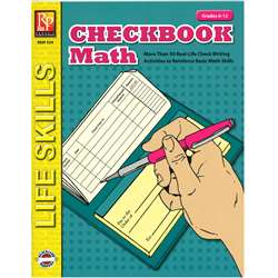 Checkbook Math By Remedia Publications
