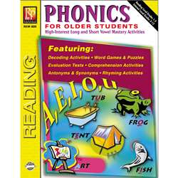 Phonics For Older Students By Remedia Publications