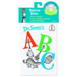 Carry Along Book & Cd Dr Seuss Abc By Random House
