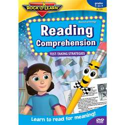 Reading Comprehension Test Taking Strategies Gr 2-4 By Rock N Learn