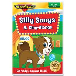 Silly Songs & Sing Alongs DVD, RL-325