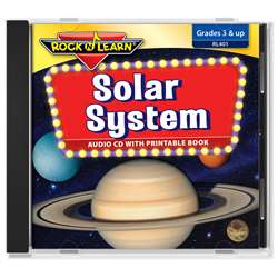 Solar System Cd & Downloadable Book, RL-401