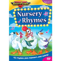Nursery Rhymes On Dvd By Rock N Learn