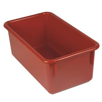Stowaway No Lid Red By Romanoff Products