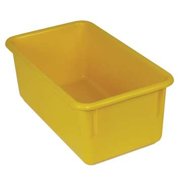 Stowaway No Lid Yellow By Romanoff Products