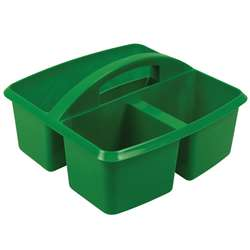 Small Utility Caddy Green By Romanoff Products