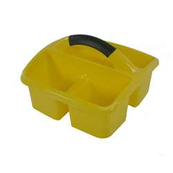 Deluxe Small Utility Caddy Yellow, ROM26903